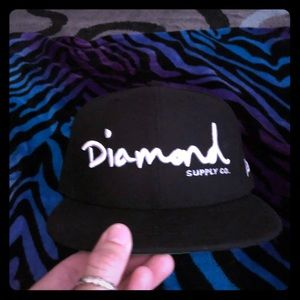 Diamond 💎 supply hat